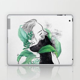 Rain forest. Laptop & iPad Skin