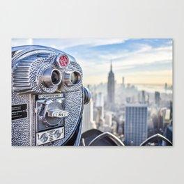 New York City Skyline and Views Canvas Print