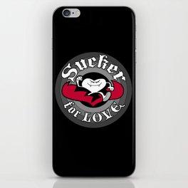 Sucker For Love iPhone Skin