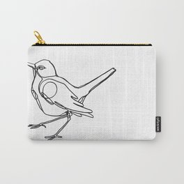 Loopy Bird Carry-All Pouch