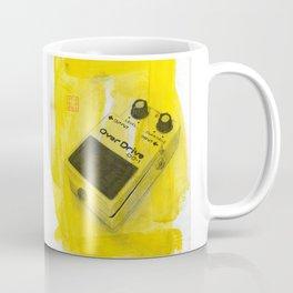 Overdrive Pedal Coffee Mug