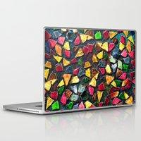 mosaic Laptop & iPad Skins featuring Mosaic by Klara Acel