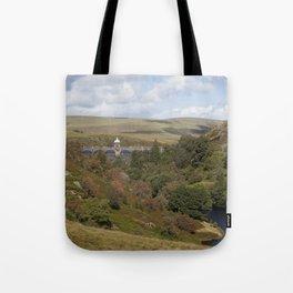 Craig Goch Dam III Tote Bag