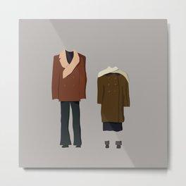Harold + Maude Metal Print