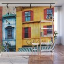 Blue Narrow House by travelways