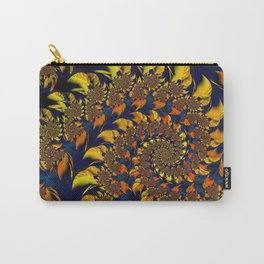 Autumn Leaf Maelstrom Carry-All Pouch