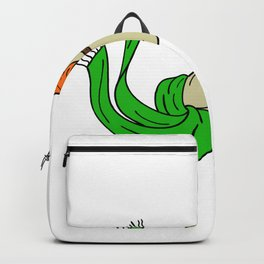 Camel Wearing Goggles Mascot Backpack