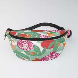 Pomegranate Fanny Pack