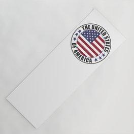 The United States of America - USA Yoga Mat