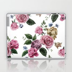 FLORAL PATTERN 11 Laptop & iPad Skin