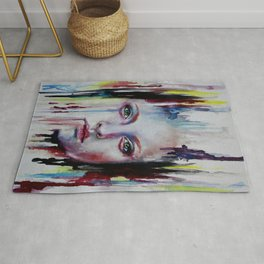 Disappearing  Rug