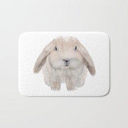 the littlest bunny Bath Mat