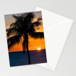 Key Largo Sunset Stationery Cards