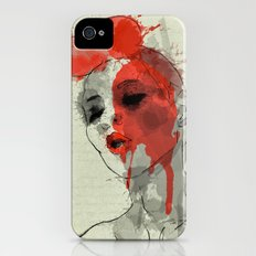 lost in dreams Slim Case iPhone (4, 4s)