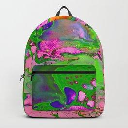 Green Acid Backpack