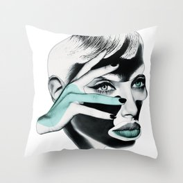 The Narcissist Throw Pillow