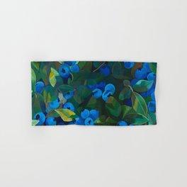 A Blueberry View Hand & Bath Towel