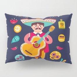 Man with Guitar – Mexico Pillow Sham