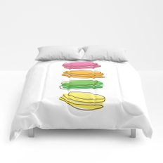 Macaroons Comforters