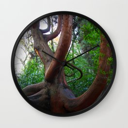 Giant Willow Wall Clock