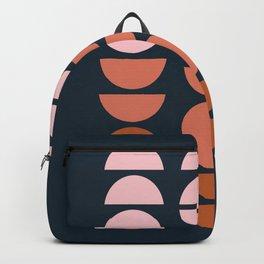 Modern Desert Color Shapes Backpack