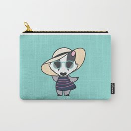Summer Badger Carry-All Pouch