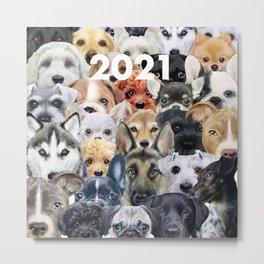 New All star 2021 Metal Print