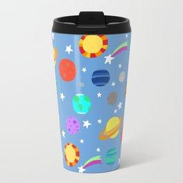 planets and stars Travel Mug