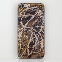 Verness painting iPhone Skin