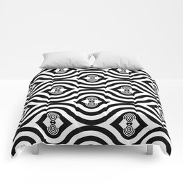 Pattern-004 Comforters