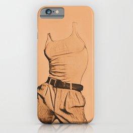 Les Beiges Vol. 1 iPhone Case