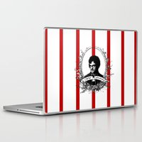 will graham Laptop & iPad Skins featuring Will Graham by JM London