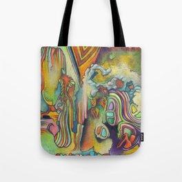 Octopi Nebulae Tote Bag