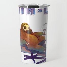 SLOTH LIFE fig. 1. Travel Mug