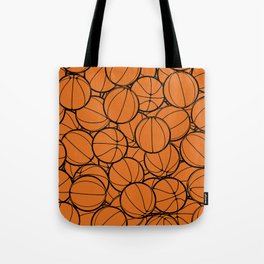 Hoop Dreams II Tote Bag