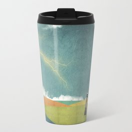 RGB Ocean Travel Mug