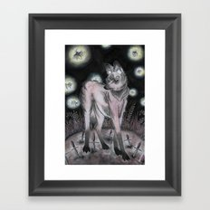 Sacrosanct Imperium Framed Art Print