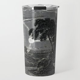 Hay, after Craig - Atmospheric Condition giving the Appearance of Two Suns (1820) Travel Mug