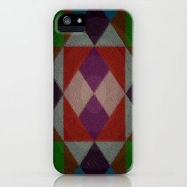 Triciqua iPhone Case