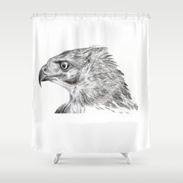 eagleman Shower Curtain