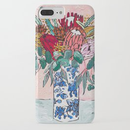 Australian Native Bouquet of Flowers after Matisse iPhone Case