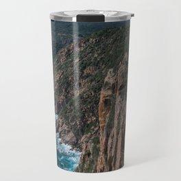 Corsica Island Landscape Travel Mug
