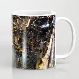 Chicago City Skyline Coffee Mug