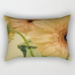 baby-pink daisy-petals ~ flowers Rectangular Pillow