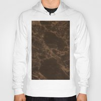 marble Hoodies featuring Marble by Norms