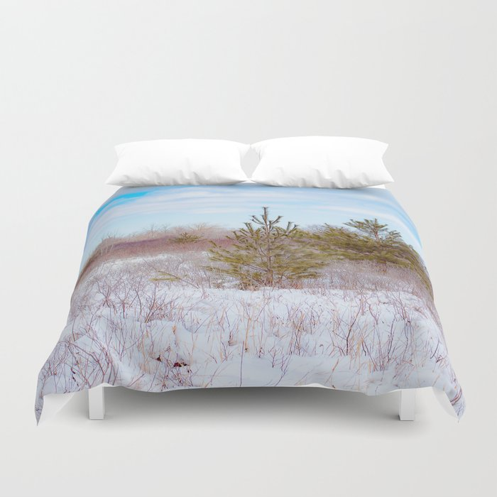 It's The Simple Things Duvet Cover