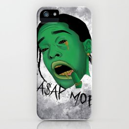 Pretty Flacko iPhone Case