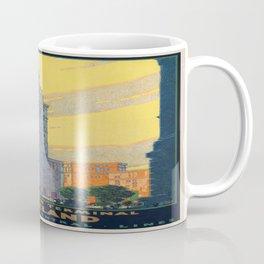 Vintage poster - Cleveland Coffee Mug