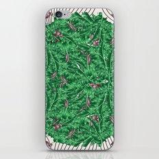tropical nature iPhone & iPod Skin