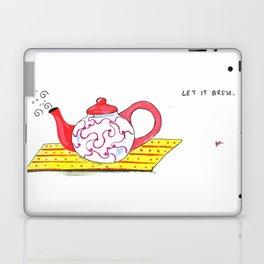 Let it brew Laptop & iPad Skin